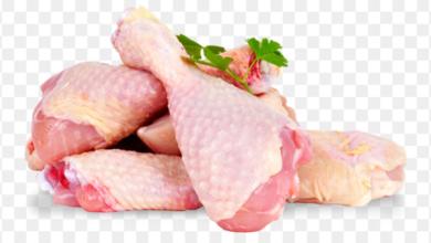 لحم الدجاج
